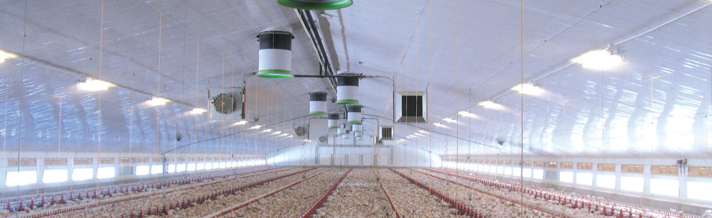 Ventmax Broiler House Environmental Control