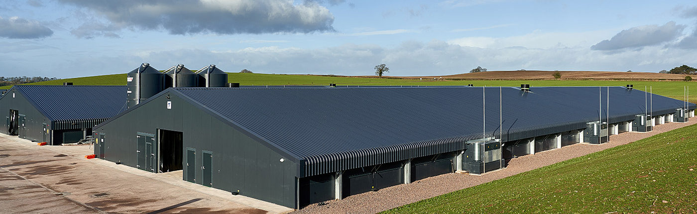 VentMax Environmental Control Poultry Sheds