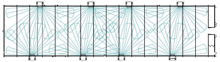 VentMax poultry house ventilation diagram