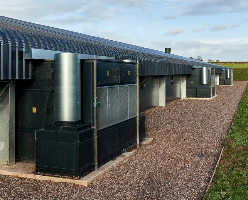VentMax environmental control units