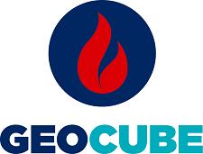 GeoCube ground source heat pump system logo